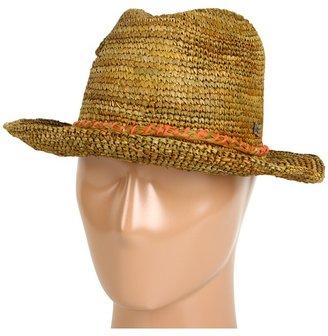 O'Neill Apua Straw Hat (Natural) - Hats