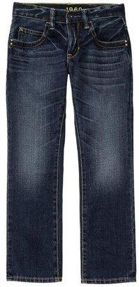 Gap 1969 Straight Jeans (Green Fill)