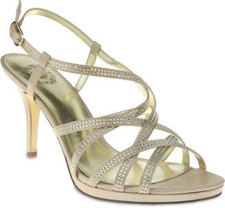 I. MILLER I. Miller Bacall Strappy Slingback Sandals $60 thestylecure.com