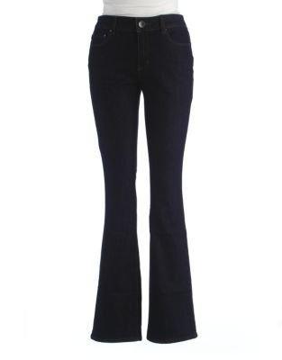 DKNY PLUS Plus Soho Bootcut Denim Jeans