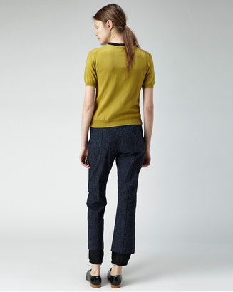 Peter Jensen short sleeve knit