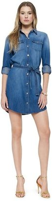 Juicy Couture Denim Shirtdress