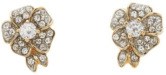 Juicy Couture Pave Flower Stud