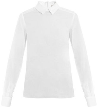 Stella McCartney White cotton blouse