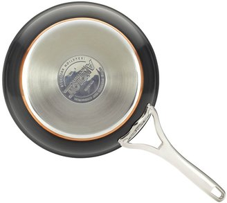 "Anolon Nouvelle Copper Hard Anodized Nonstick 12"" Skillet"