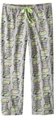 Sesame Street Women's Sleep Pant - Oscar the Grouch