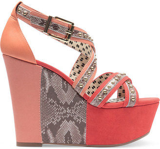 Jessica Simpson Shoes, Georg Platform Wedge Sandals