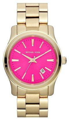 MICHAEL Michael Kors Michael Kors 'Jet Set Sport' Watch, 38mm