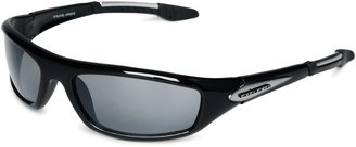 Eyelevel Bomber 2 Wrap Men's Sunglasses Black One Size