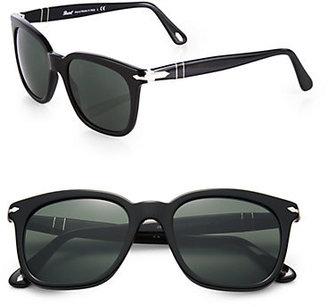 Persol Vintage Square Plastic Sunglasses