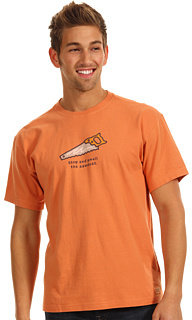 Life is Good Sawdust Saw CrusherTM Tee