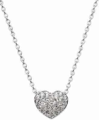 Swarovski Necklace, Crystal Heart Pendant $89 thestylecure.com