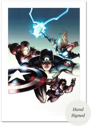 Iron Man Ultimate Avengers vs. New Ultimates #2 (Unframed)