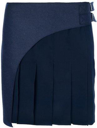 Joseph 'Saki' short skirt
