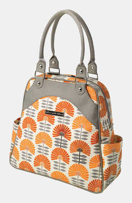 Petunia Pickle Bottom Glazed Diaper Bag