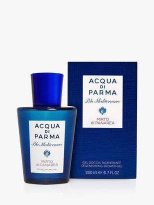 Acqua di Parma Blu Meditarraneo Mirto di Panarea Shower Gel, 200ml