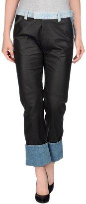 MAISON MARGIELA 1 Leather pants