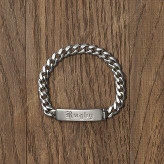 Rugby ID Bracelet