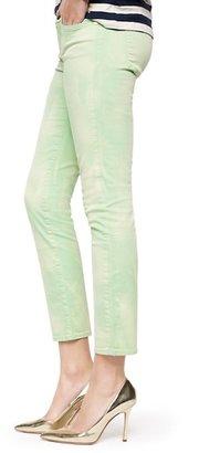 Juicy Jeans Garment Dye Skinny Crop Jean