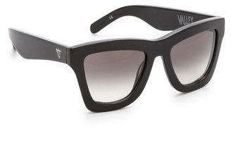 Valley Eyewear DB Sunglasses $200 thestylecure.com