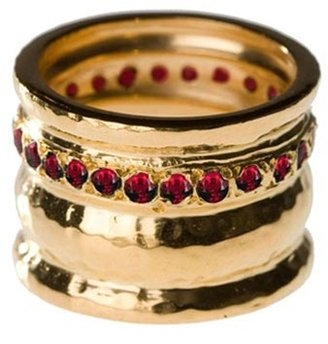 Melinda Maria Ruby Cigar Ring