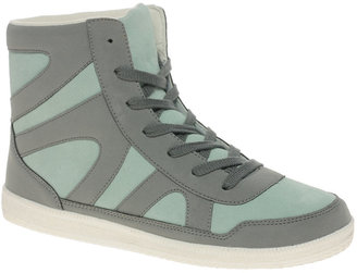 Asos DAKOTA High Top Trainers