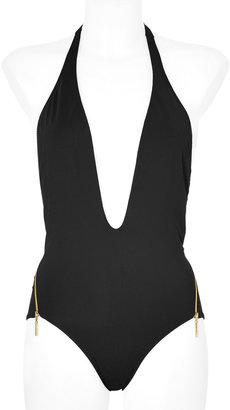 Melissa Odabash Black Bermuda Swimsuit