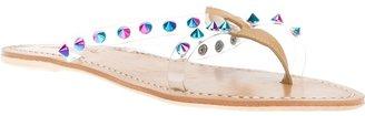 Ioannis studded sandal