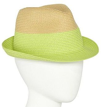 JCPenney Colorblock Fedora
