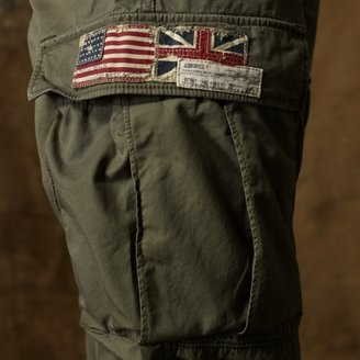 Denim & Supply Ralph Lauren Slim-Fit Military Cargo Pant