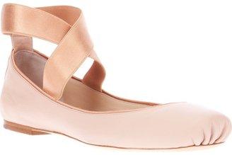 Chloé ankle strap ballet flat