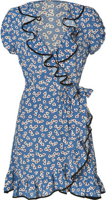 Juicy Couture Sailor Blue-Multi Valentine Heart Dress