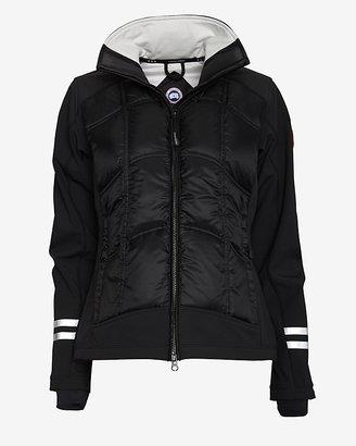 Canada Goose Hybridge Jacket: Black