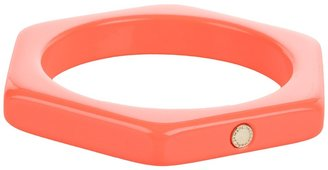 Marc by Marc Jacobs Pipe Dreams Bolt Bangle (Lava) - Jewelry