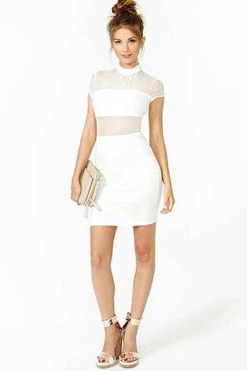 Nasty Gal Thin Ice Dress