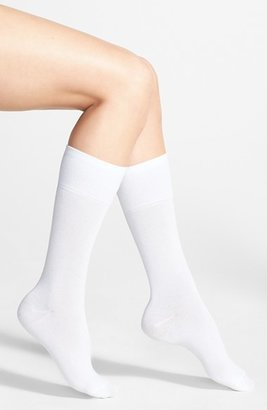 Nordstrom Solid Crew Socks (3 for $18)