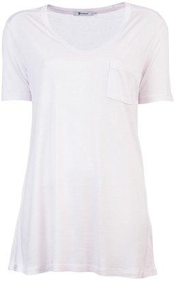 Alexander Wang Classic v-neck t-shirt
