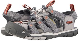 Keen Clearwater CNX (Grey Flannel/Potters Clay) Men's Shoes
