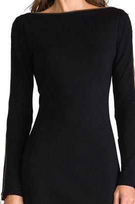 Rachel Zoe Pearson Zipper Dress