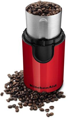 KitchenAid Empire Red Blade Coffee Grinder