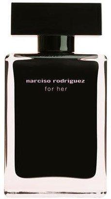 Narciso Rodriguez For Her Eau de Toilette, 1.6 oz. $80 thestylecure.com