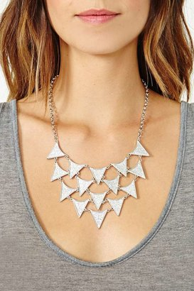 Nasty Gal Falling Flash Necklace