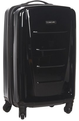 Samsonite Winfield 2 20 Spinner (Black) - Bags and Luggage