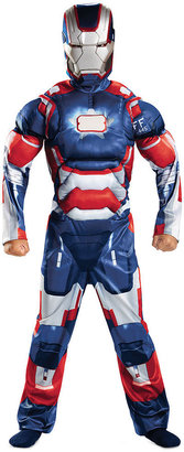 Disguise Costume, Boys or Little Boys Iron Patriot Classic Muscle Costume