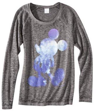 Disney Juniors Mickey Mouse Graphic Tee - Black
