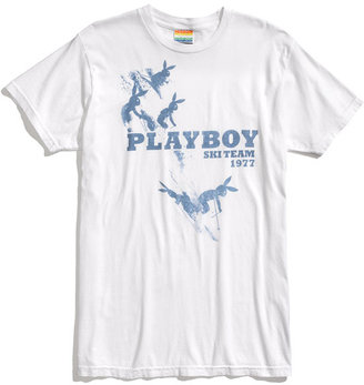 Humör PalmerCash 'Playboy Ski Team' Crewneck T-Shirt (Men)