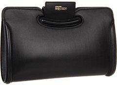 Alexander McQueen Heroine Clutch Clutch Handbags