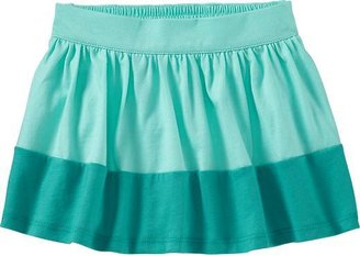 Old Navy Color-Blocked Jersey Skorts for Baby