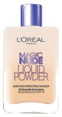 L'Oreal Magic Nude Liquid Powder Bare Skin Perfecting Makeup SPF 18