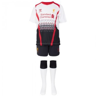 Liverpool FC Official Away 2013/14 Little Kids Kit